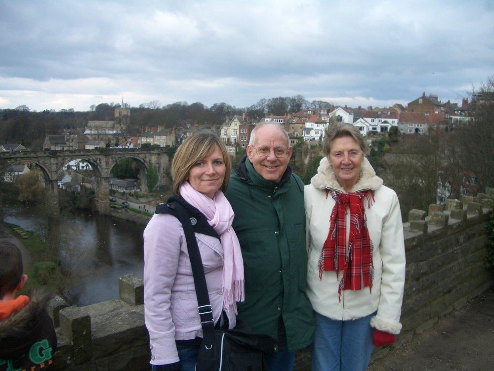 Brenda & David in Knaresborough 2007.JPG