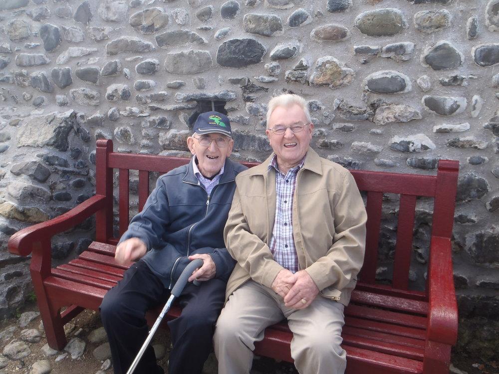 Paddy and Jim Rhos on Sea.jpg