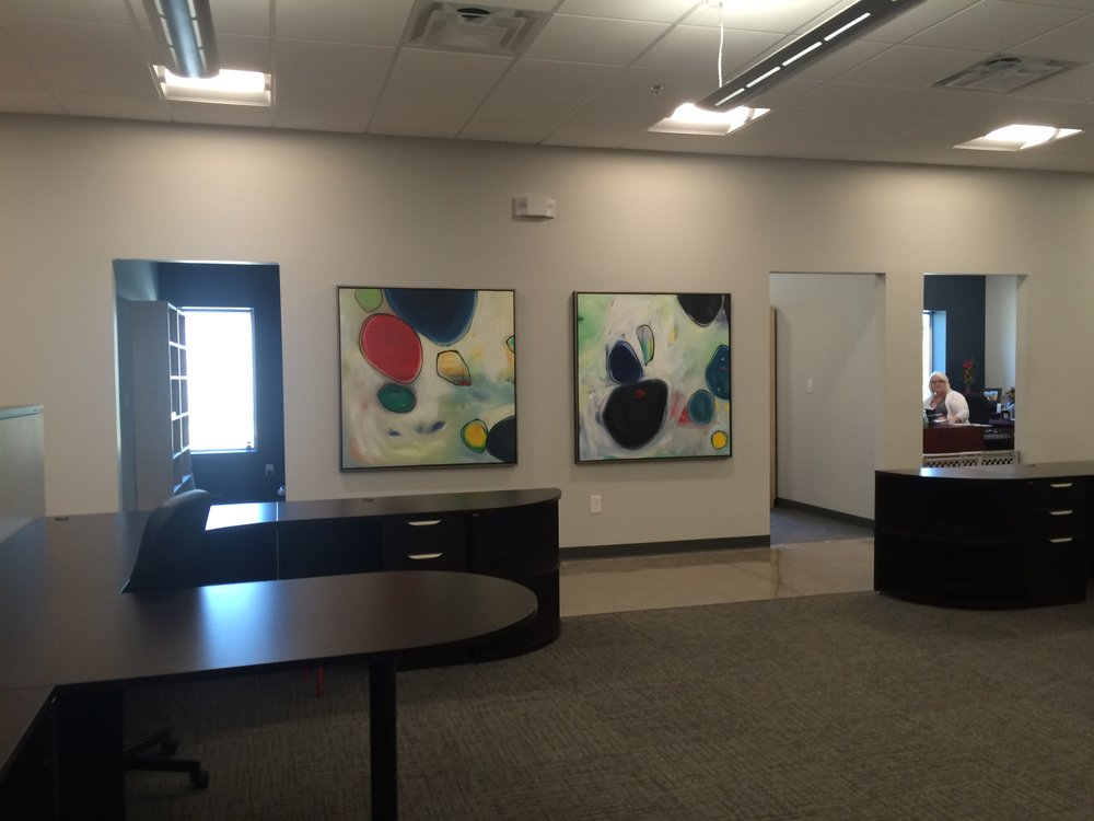 AFTER | Flooring Company | Employee Offices