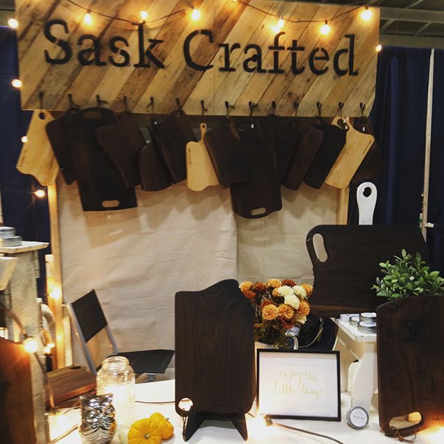 Sask Crafted Woodworking