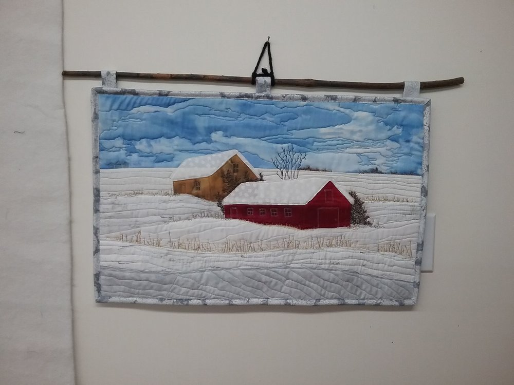 Marilynn's Quirky Quilts