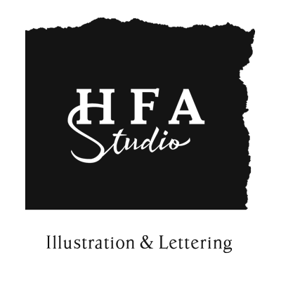 HFA Studio - Illustration & Lettering