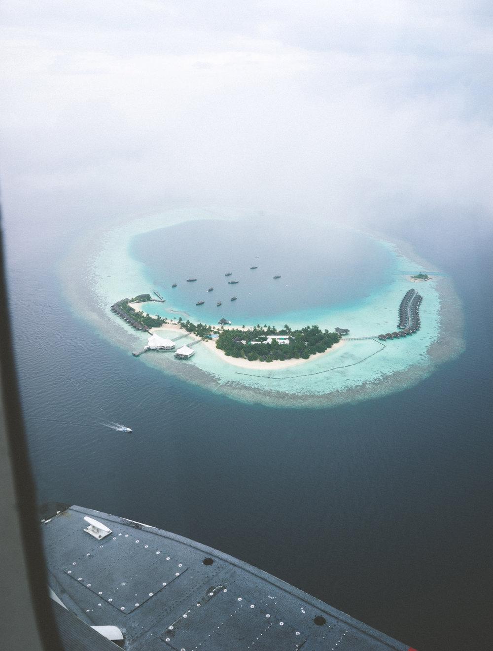 HFA Studio W Maldives Mural