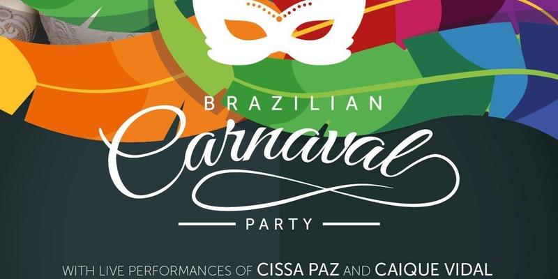 dave kline cissa paz carnaval tropicalia dc