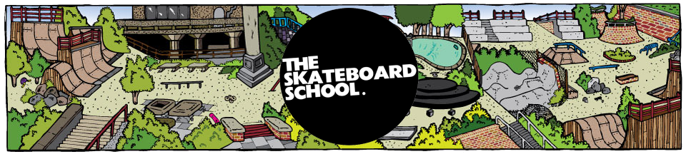 The Skateboard School