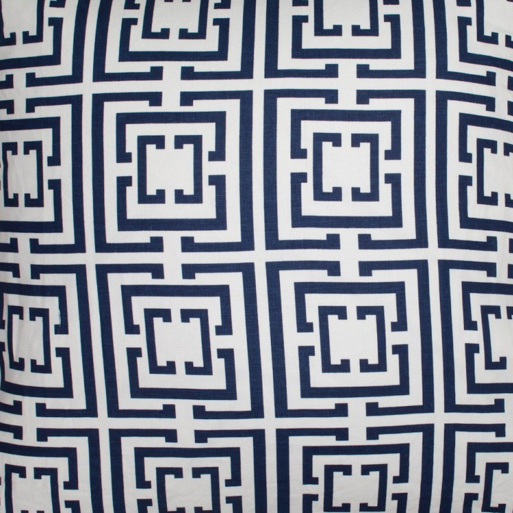 Cococozy Logo - Navy Fabric (above)
