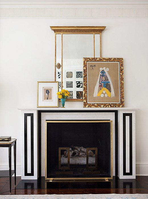 one kings lane_suzanne kasler_FIREPLACE.jpg