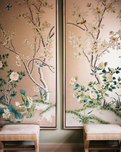 {Image Source: Chinoiserie Chic Blogspot}
