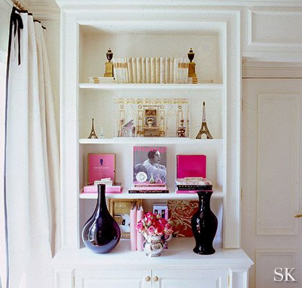 {Image Source: Suzanne Kasler}  Get tips from the amazing Suzanne Kasler and how she does it throughout her  Gracious Atlanta Home.