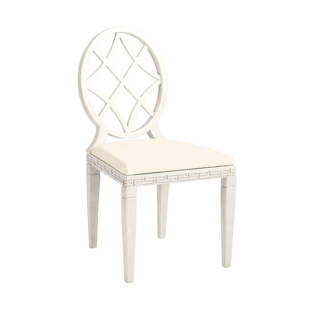 Miles Redd Diamond Dining Chair