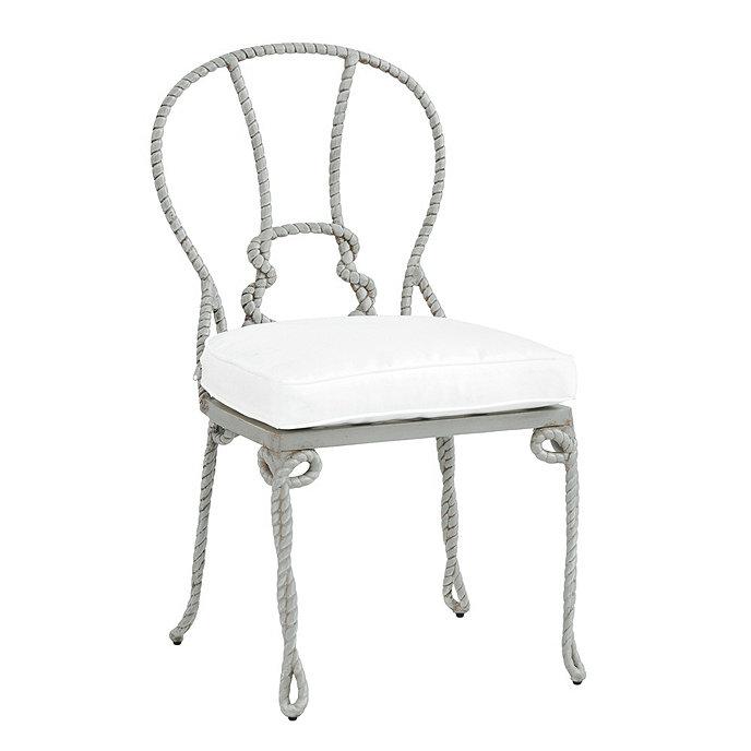 Miles Redd Bermuda Rope Dining Chairs