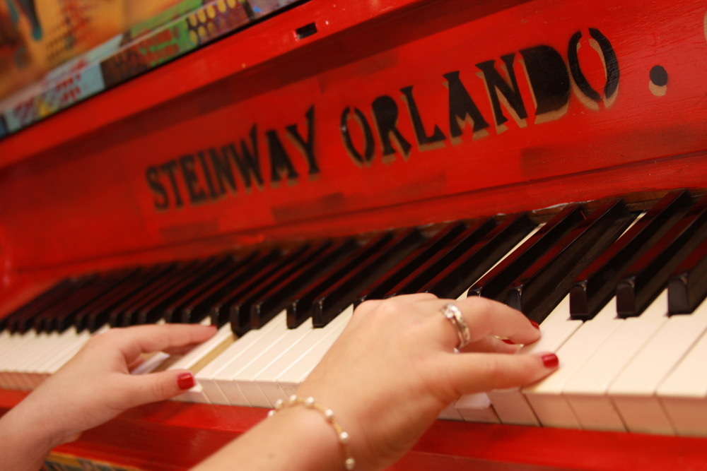orlando steinway piano store