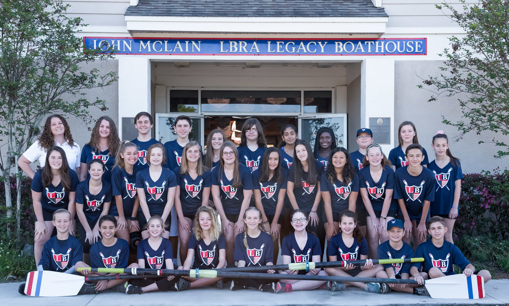 middle school rowing team