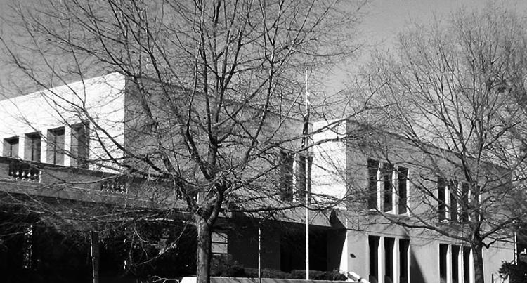 Kanselliet ved Ambassaden i Washington (Statsbygg)