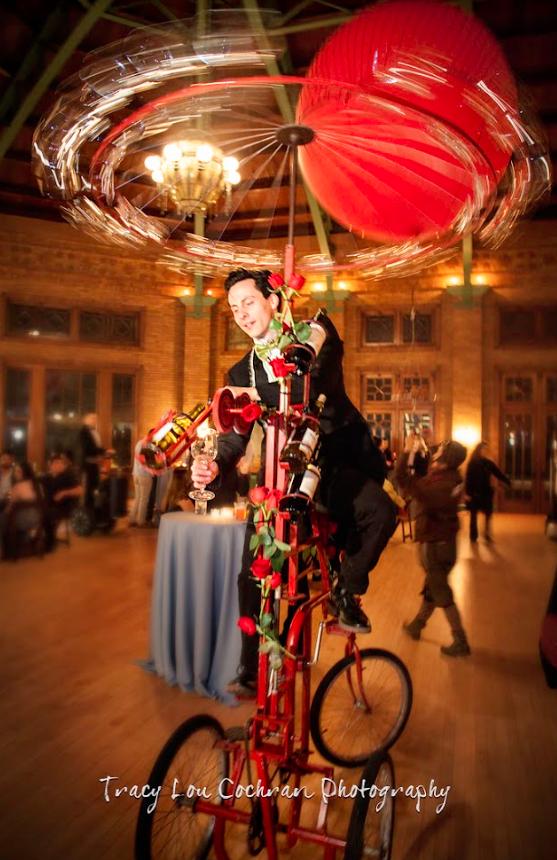 The Wine Bikes