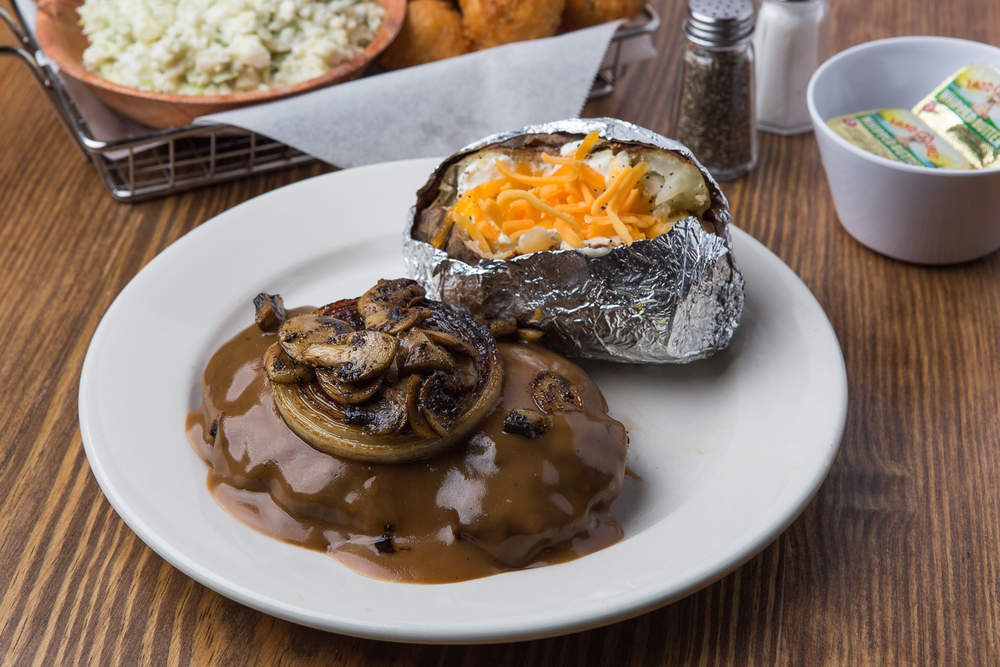 ezells hamburger steak and baked potato.jpg
