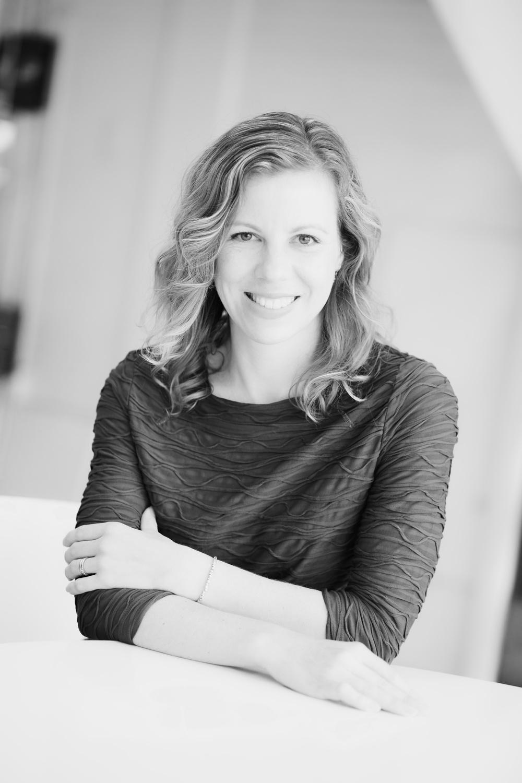 Saron van Diemen, Co-Organizer Spark 2016