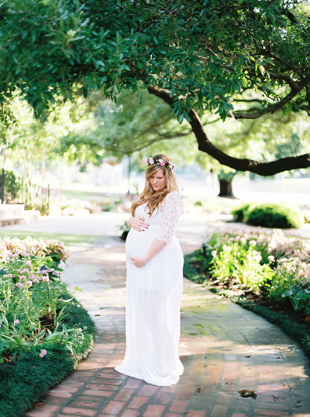 Wendi beau jardin maternity natchitoches louisiana for Beau jardin