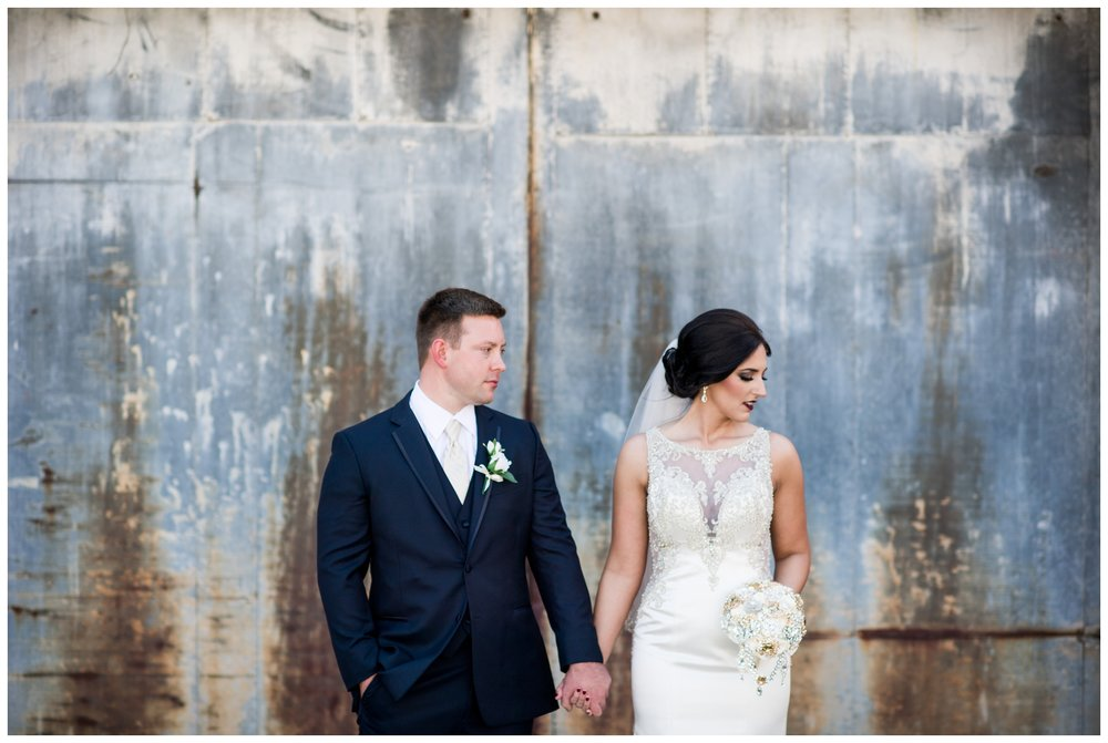 Kristen + Dylan // Silver Lake Ballroom Wedding // Shreveport ...