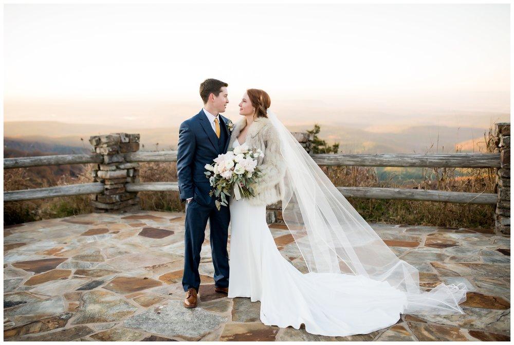 Kayla John Mount Magazine Arkansas Destination Wedding