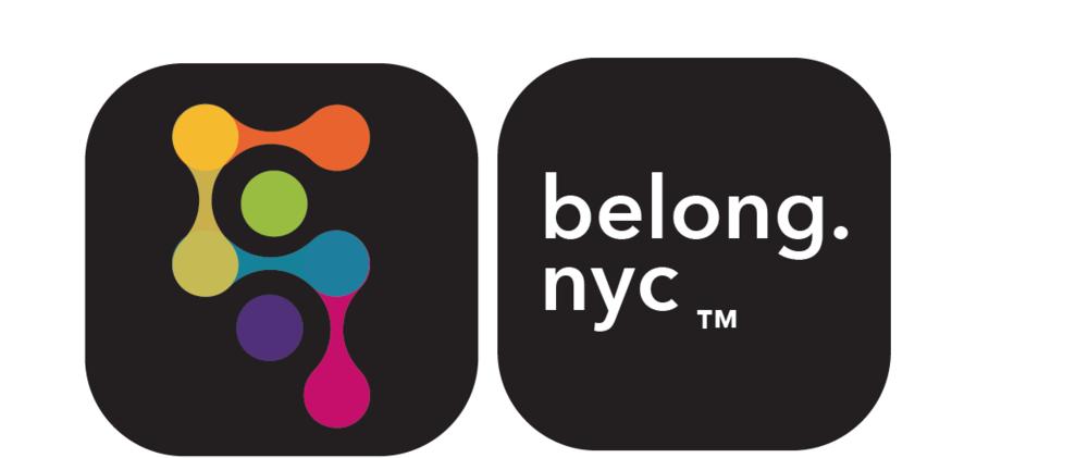 belong.nyc - app design, UX experience, branding