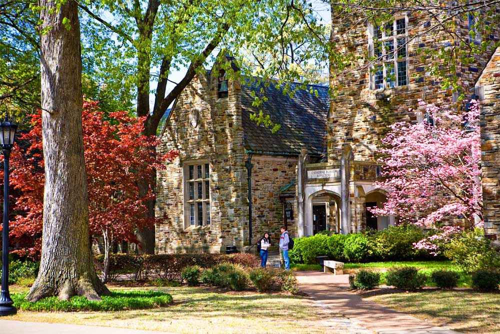 Rhodes College - Become Essential.