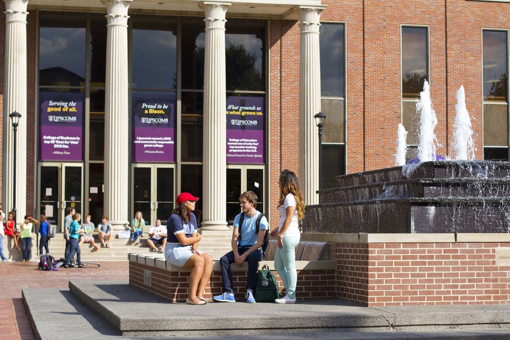 Lipscomb University - We Have Faith in Your Future.