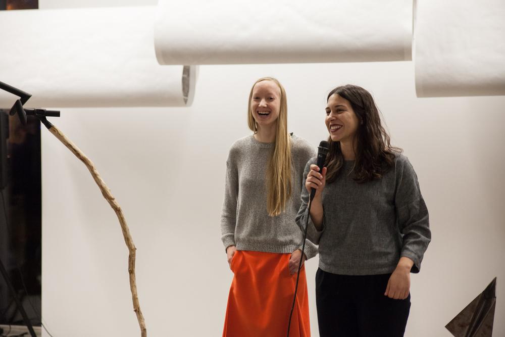 Prosjektet skaper nye møteplasser for kunstnere og kuratorer i Europa.Foto: Julie Lunde Lillesæter/Differ Media