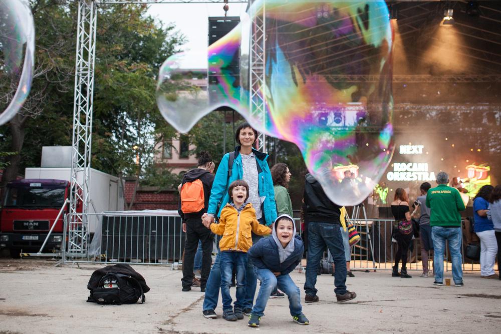 Balkanik-festivalen er en del av EØS-samarbeid mellom norske Interkulturelt museum og rumenske Metropolis.Foto: Julie Lunde Lillesæter/Differ Media