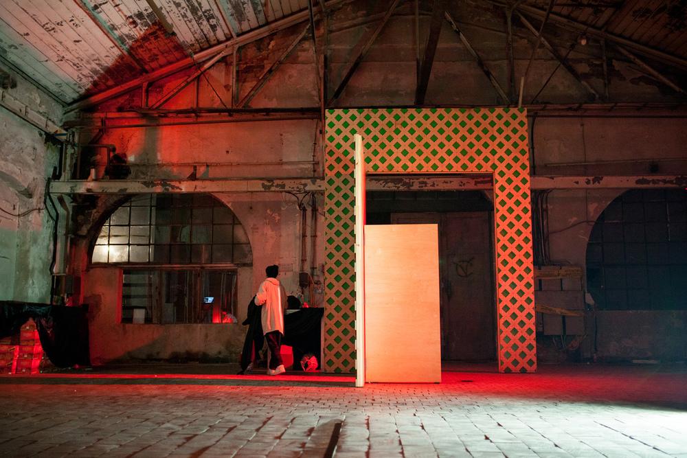Zeppelin i Buchuresti og USF Verftet i Bergen samarbeider om utvikling av nye plasser for kreativ og kulturell næring.Foto: Julie Lunde Lillesæter/Differ Media