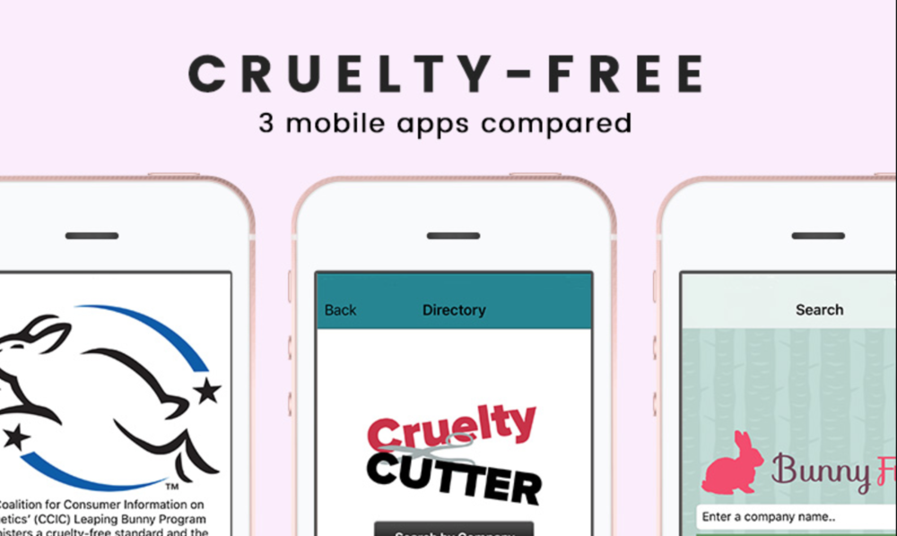 http://cruelty-cutter.org      http://www.leapingbunny.org      https://www.peta.org/action/bunny-free-app/