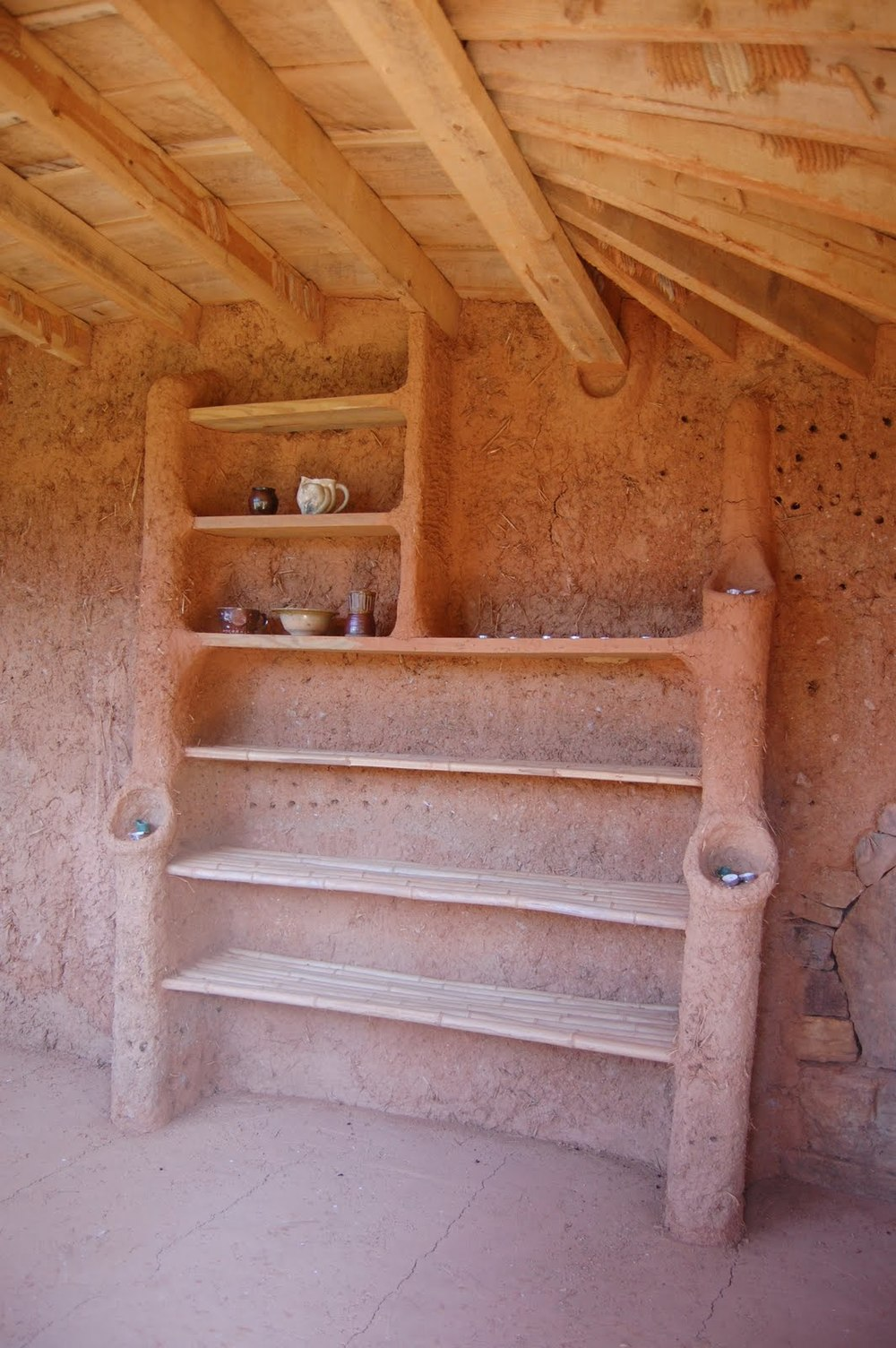 Natural Building Workshops Coming This Summer The Eco Institute Wiring A Cob House Shelves Pre Plaster