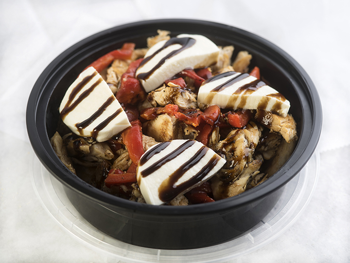 Chicken Balsamico Bowl