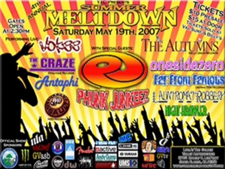 Summer Meltdown 2007
