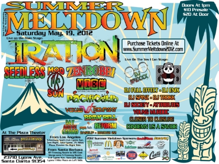 Summer Meltdown 2012