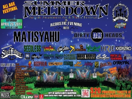 Summer Meltdown 2014