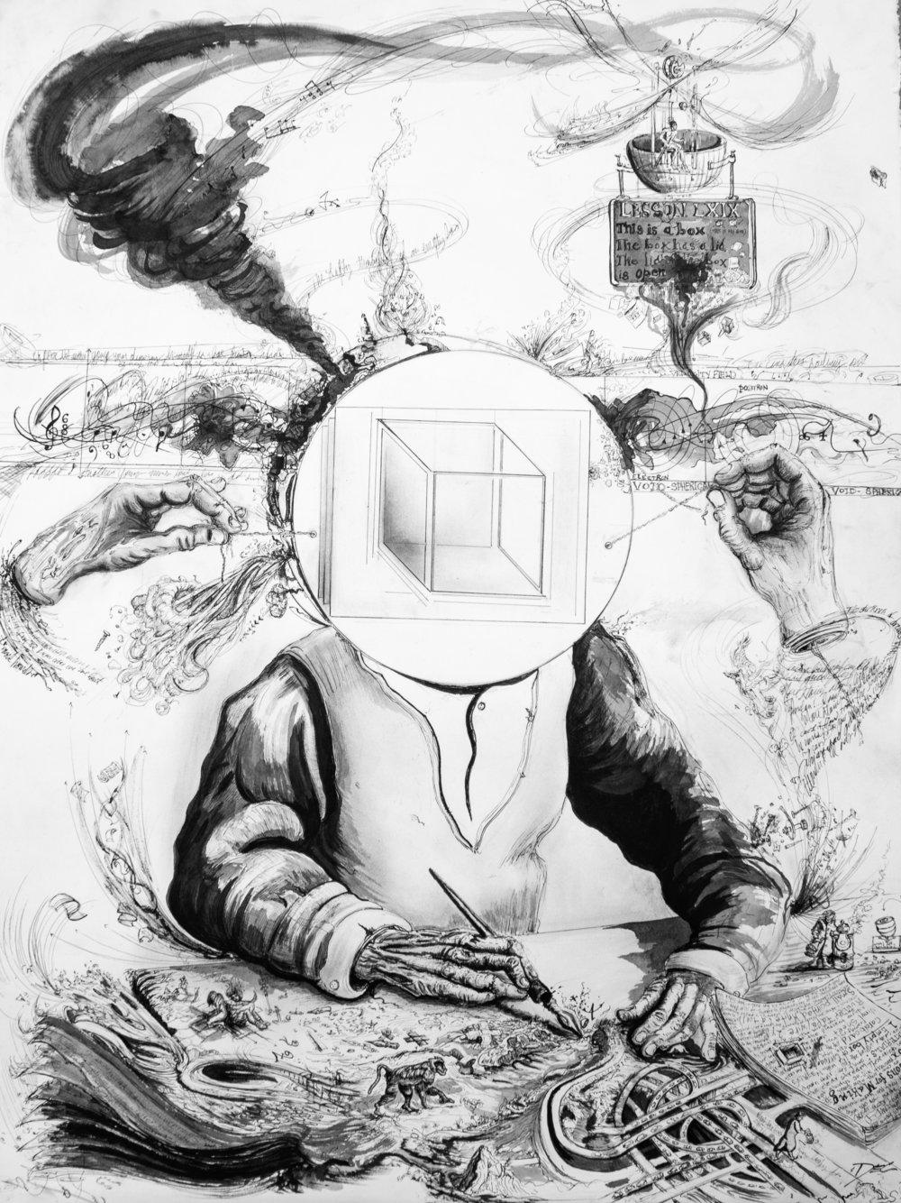 Lesson Lxix: Last Ballad of the Box Man