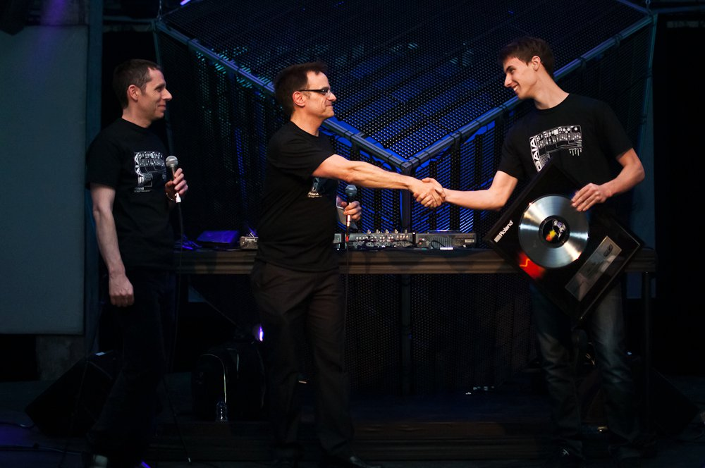 The Roland Synth Contest 2011.