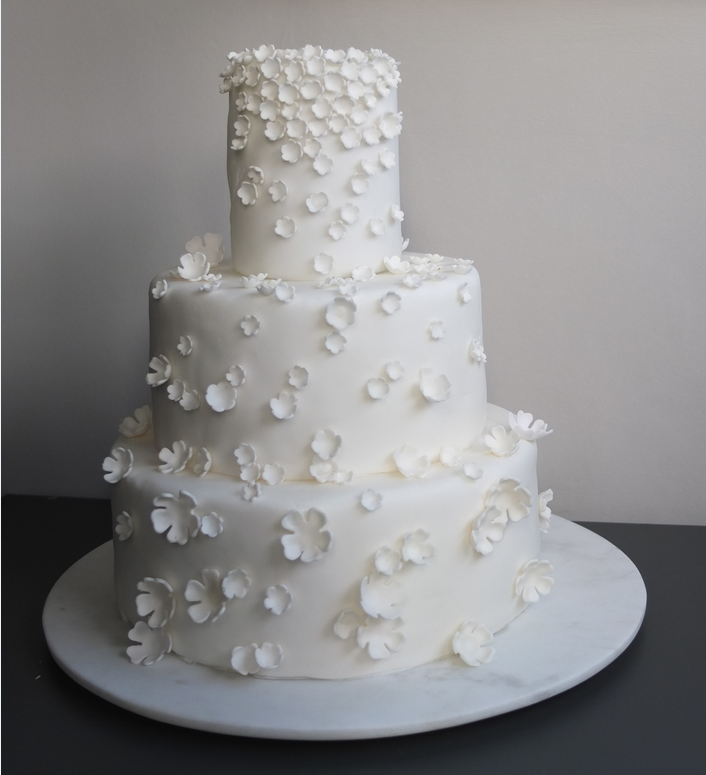 Snow in Summer - Abundance cakes wedding cakes