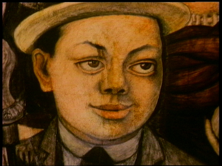 THE FRESCOES OF DIEGO RIVERA