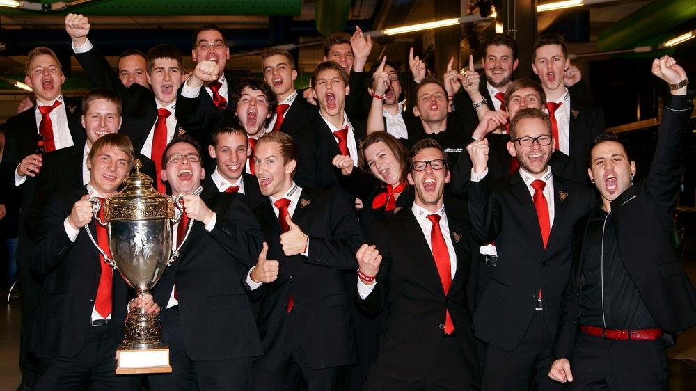 2013: Schweizermeister in der 3. Stärkeklasse