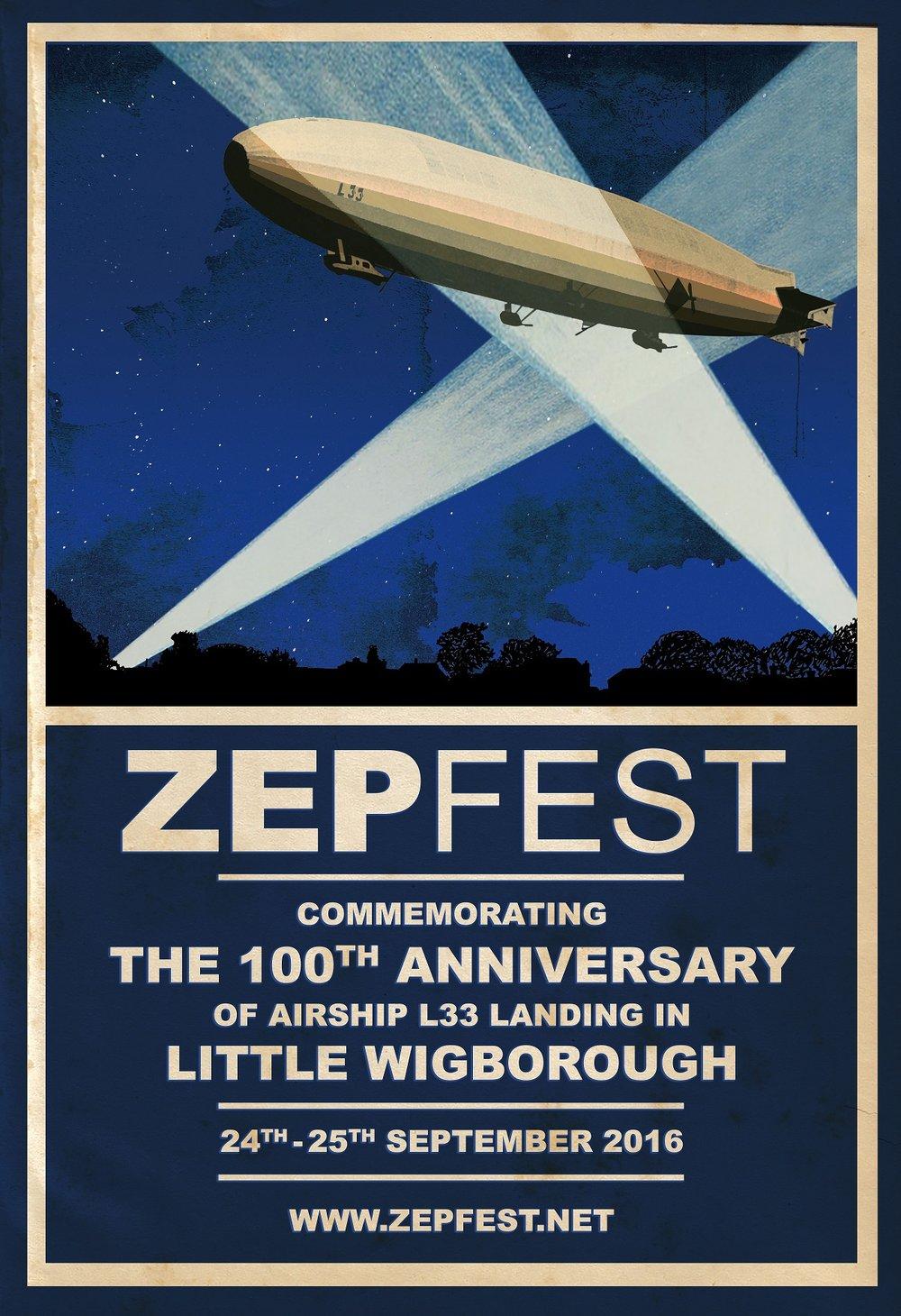 Zepfest Poster