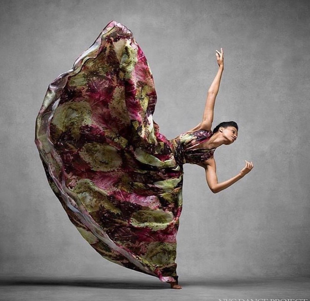 Fana Tesfagiorgis (Alvin Ailey American Dance Theater) by NYC Dance Project