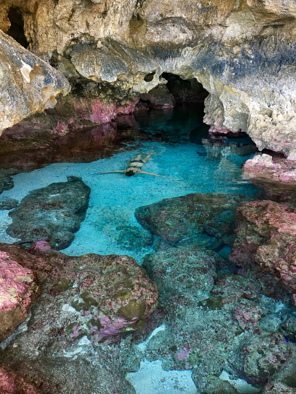 Incredible Caves and Freshwater Lakes