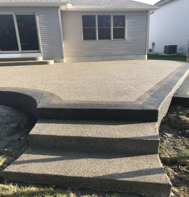 Gentil Bu0026W Concrete Inc.