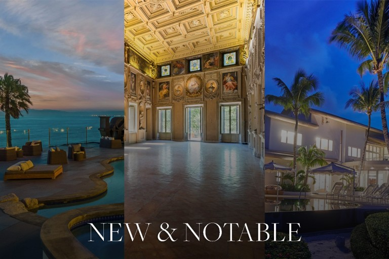 Lovely NEW U0026 NOTABLE LUXURY PROPERTIES FOR SALE FROM AROUND THE NETWORK | FALL  2017 U2014 Dehlan Gwo