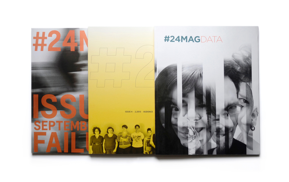 24 Magazine, issues 3–5