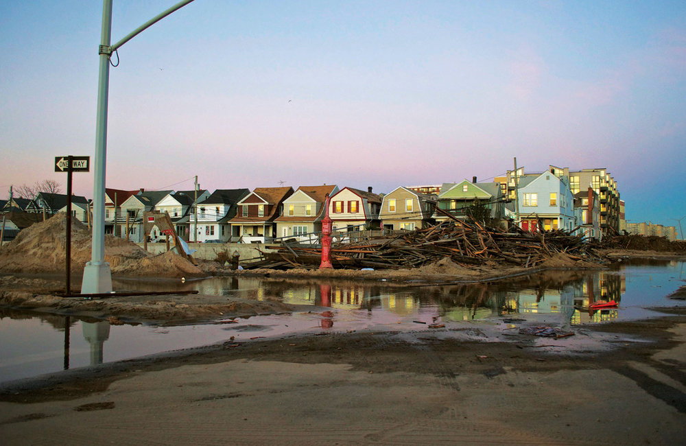 After the Storm - The Rockaways, NY