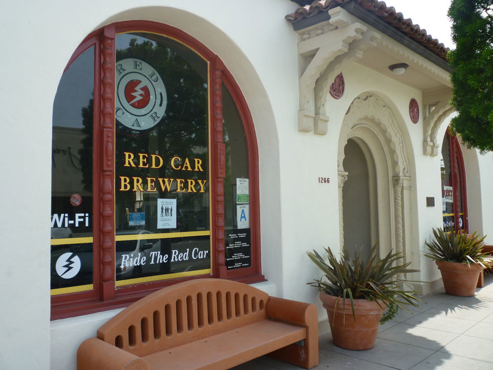 15% OFF - (Tax, gratuity and alcohol not included).1266 Sartori Ave, Torrance, CA 90501 www.redcarbrewery.com