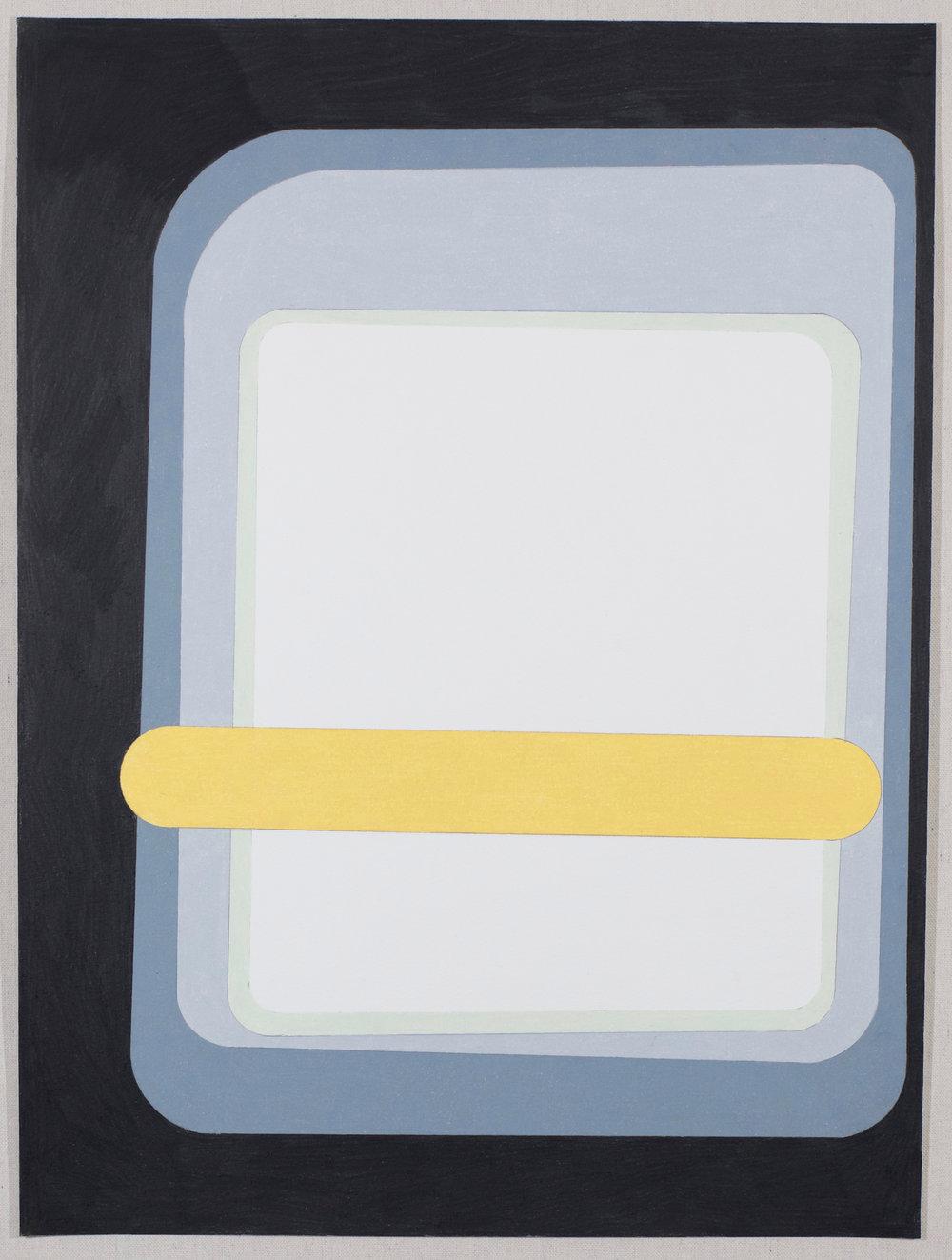 Untitled study #1, 2017